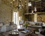 Rustic remembrance: stone home dreams