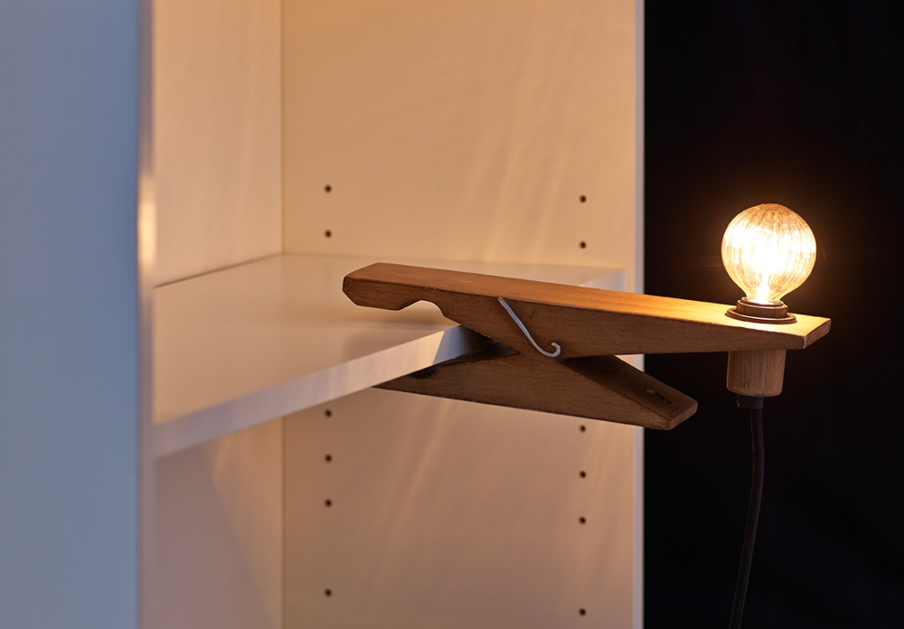 The Clamp Lamp - A new spin on a great design