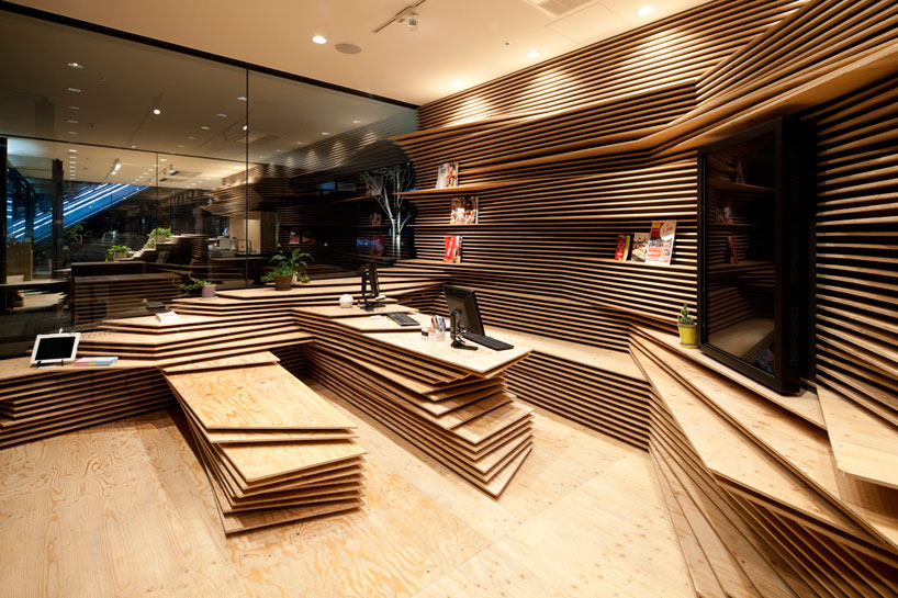 Wooden interior design – practical and beautiful