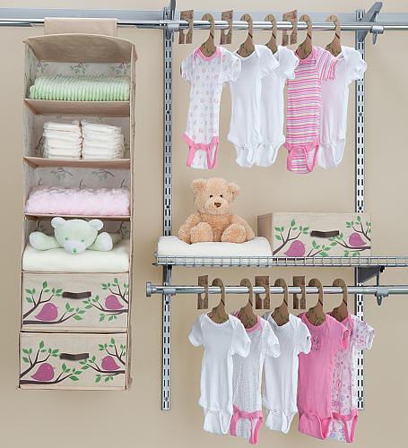 Delta Eco Nursery Storage Set