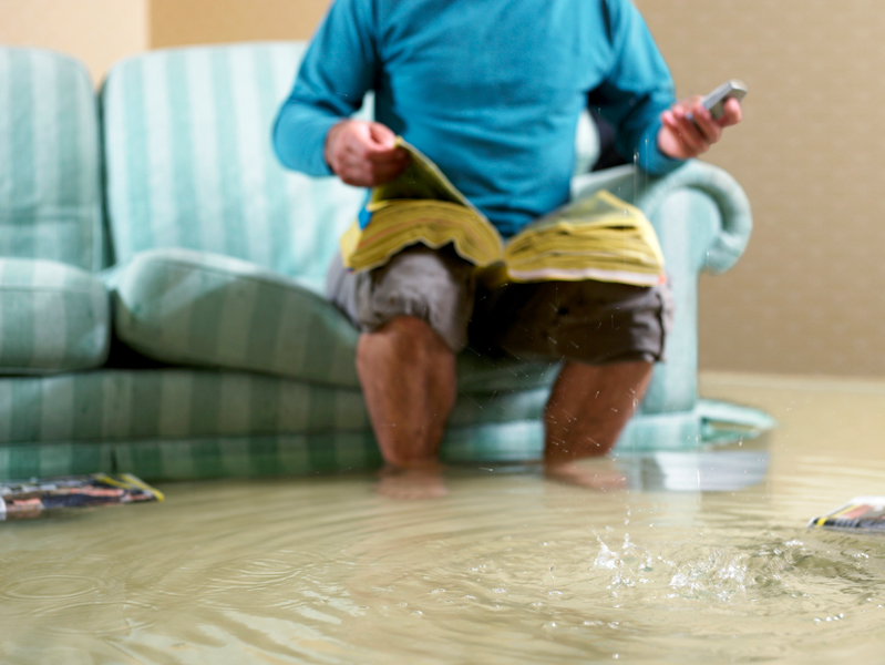 How to overcome a home flooding