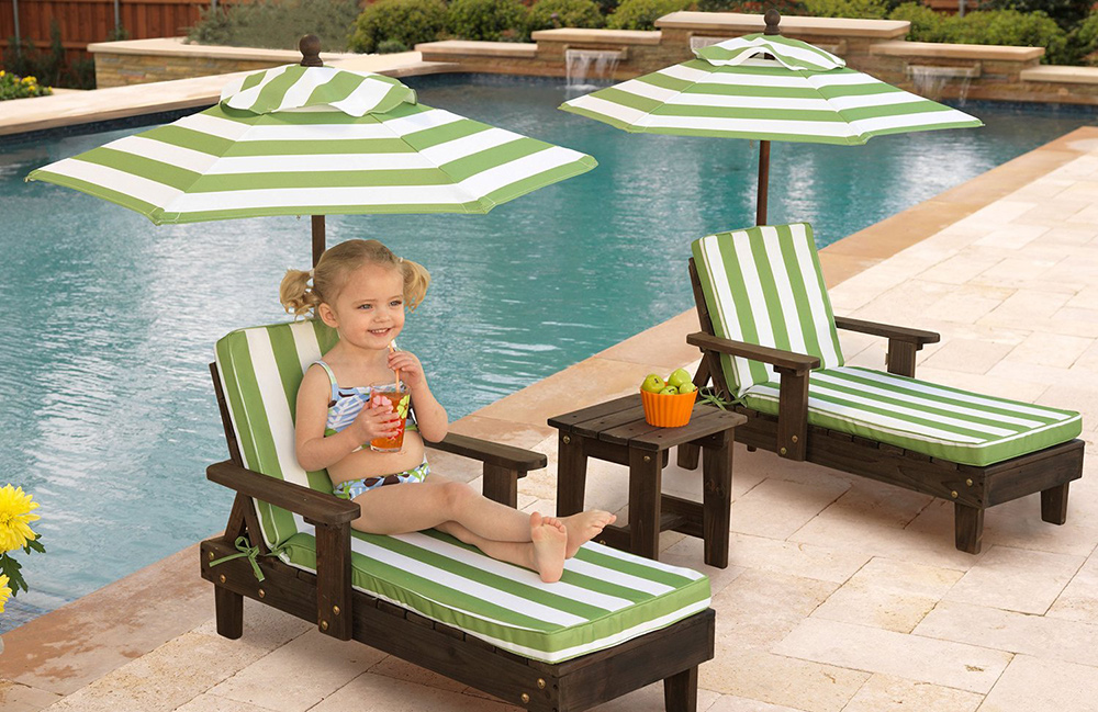 Kids Lounger Set