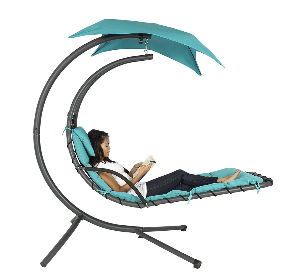 Teal-Hanging-Lounger