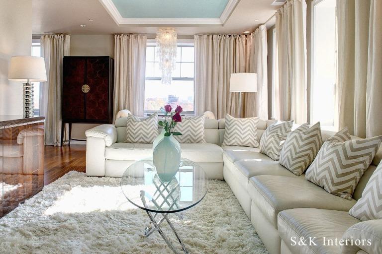 Wonderful condo design speaks volumes