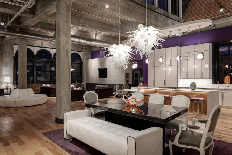 Amazing rehabbed penthouse