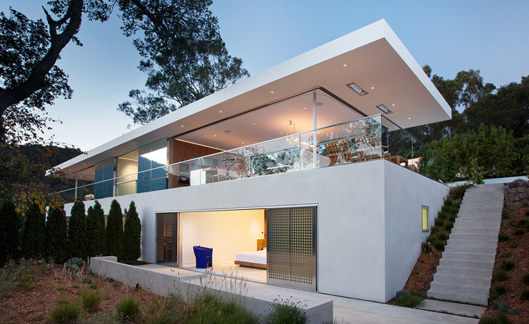 Residential design in the Hilltops