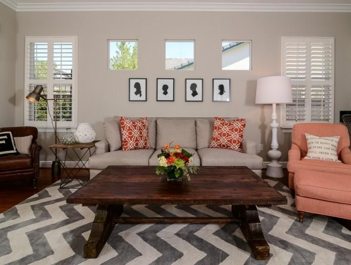 The most harmonious interior design work we have seen