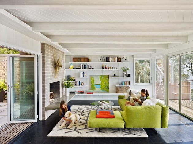 Airy home in Berkeley Hills
