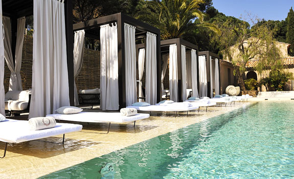 Relaxing Saint Tropez Hotel