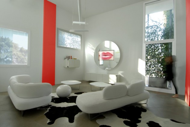 Simone Micheli's contemporary interior