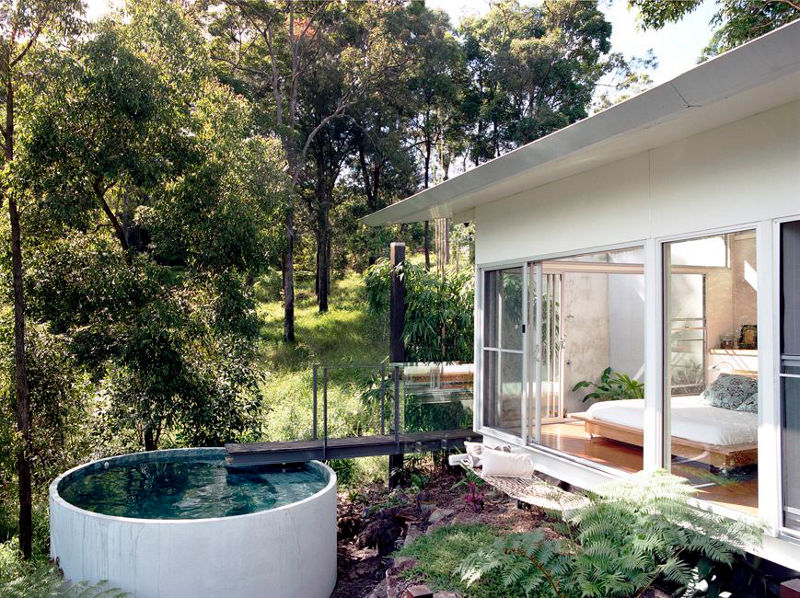 Sustainable residence in Australia