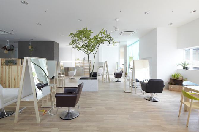 Japanese hair salon, a cut above the rest