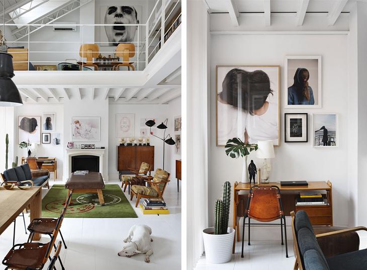 Stylish and fashionable interior design