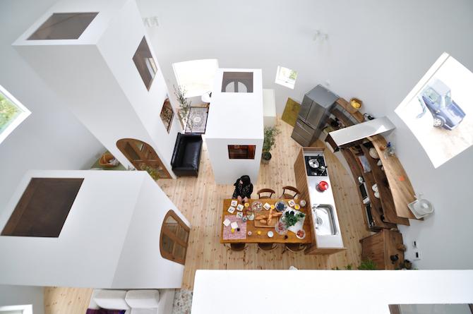 Unique tower house by Studio Velocity