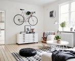 Wonderful apartment with a Scandinavian twist