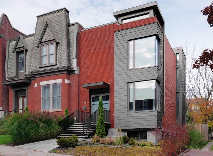Beautiful hillside house in the heart of Westmount