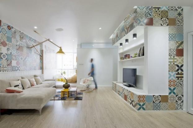 Delightful interior patterns