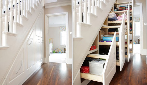 How to hide unsightly items in your home