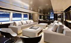 Luxurious Superyacht Interior Designs