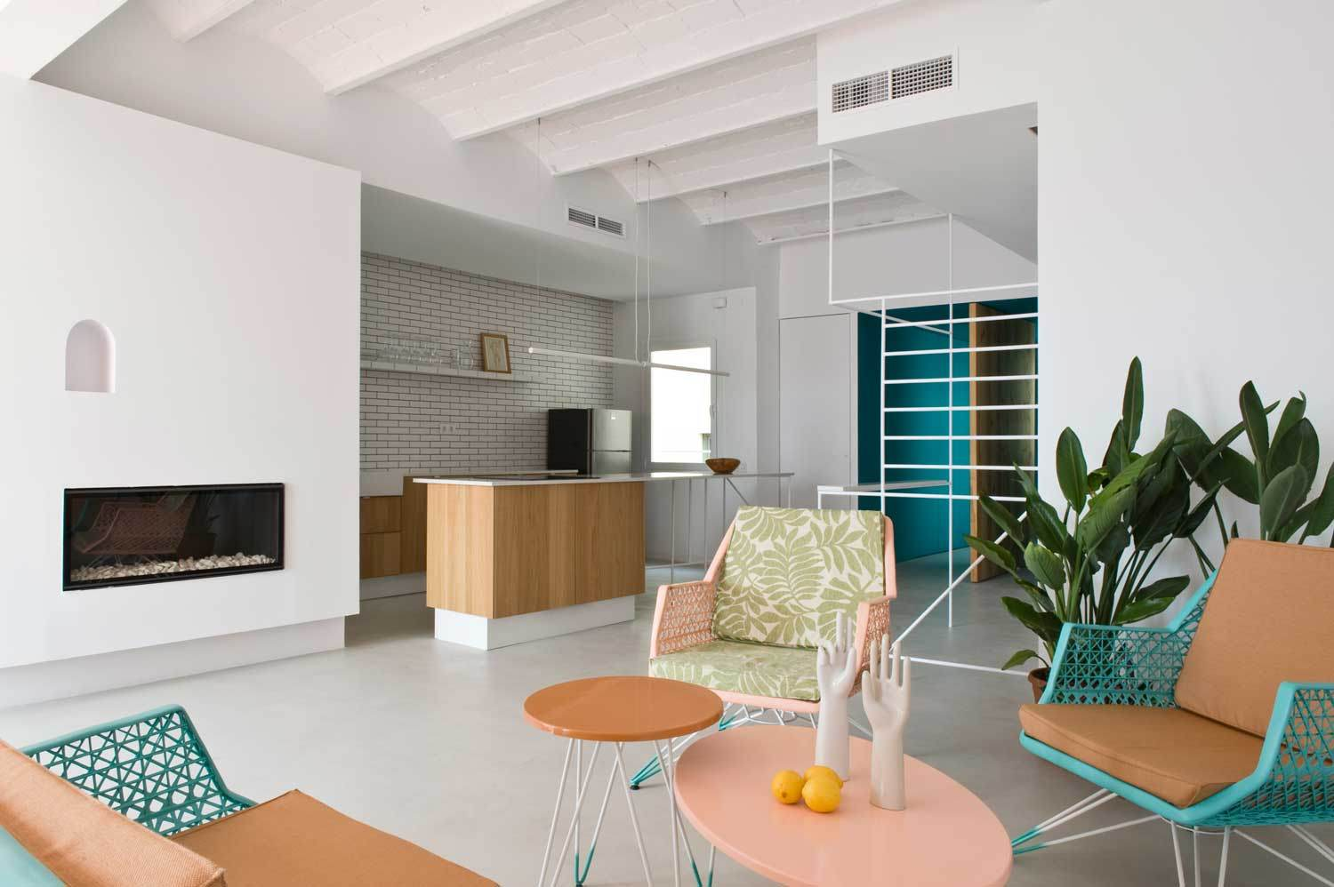 The holiday apartment revamp