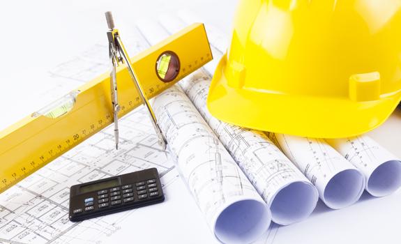 Construction work plans