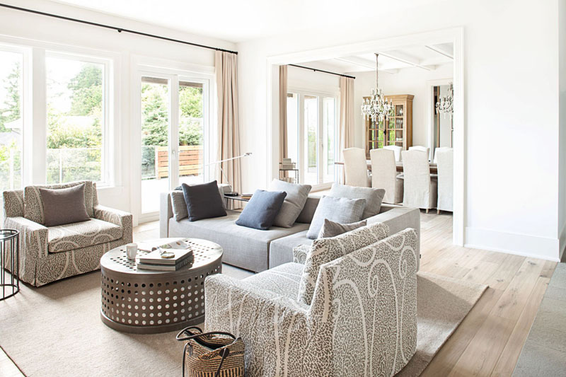 Beautiful home with a modern farmhouse twist