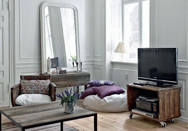 Elegant Nordic style in Copenhagen