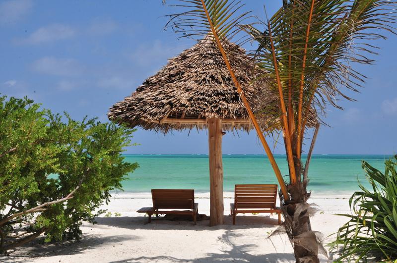 Luxury villas in Tanzania
