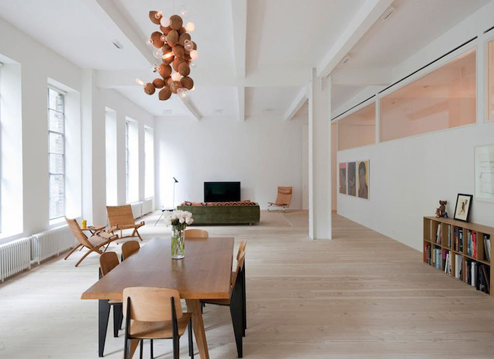 James Jebbia's Minimalist Loft