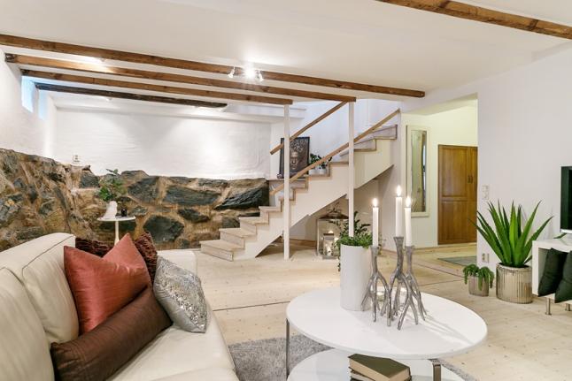 Beautiful design bright rooms and attractive decor