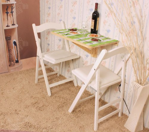 Wall-mounted Foldable Table