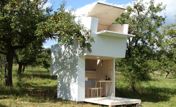 Micro House minimalist micro house perfect for personal time 1 Minimalist Micro House Adorable Home