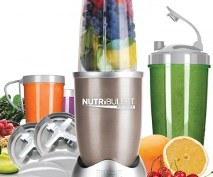 NutriBullet Blender: the ultimate smoothie maker