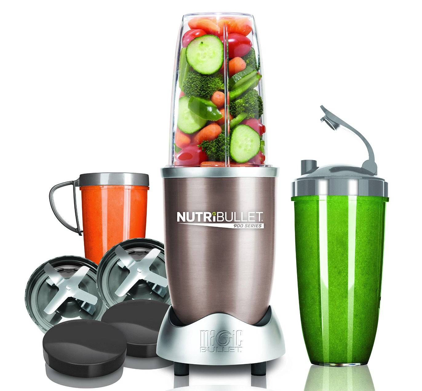 NutriBullet Pro 900: The Right Smoothie Maker
