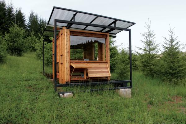Conversations in solitude writing retreat cabin Oregon