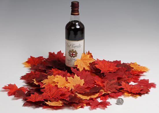 Artificial-autumn-leaves