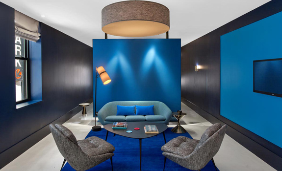 Colorful Boutique Hotel in New York