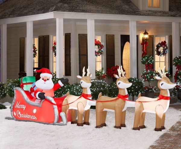 Inflatable-Santa-sleigh-for-all-ages-5
