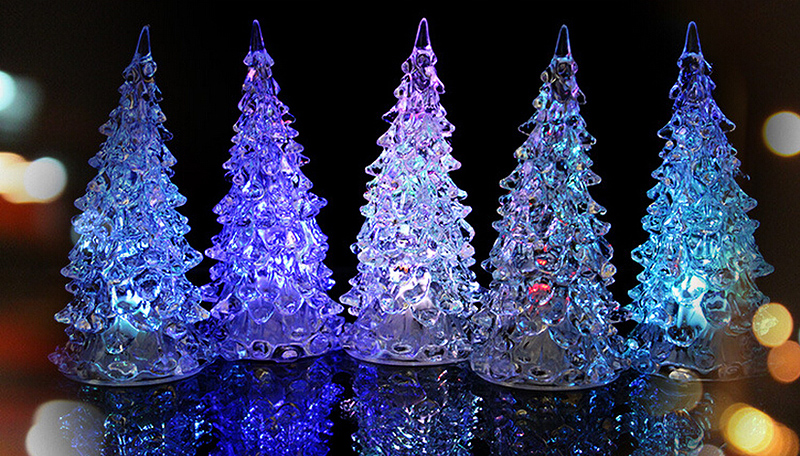 Modern Christmas Tree Led Lights