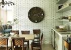 Restyle with retro kitchen tiles