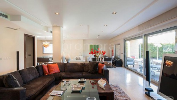 Stunning Madrid villa perfect for the family