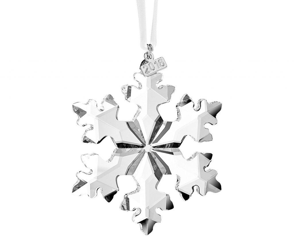 Best selling Swarovski crystal snowflake