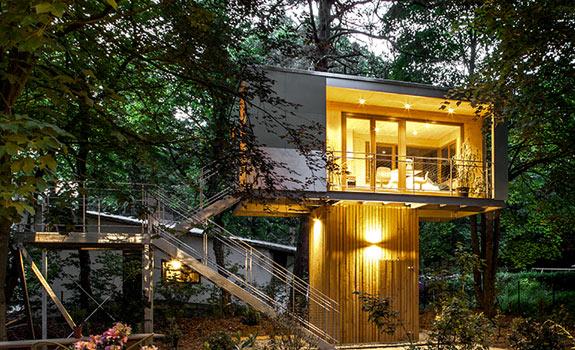 Tree House Vacation Homes