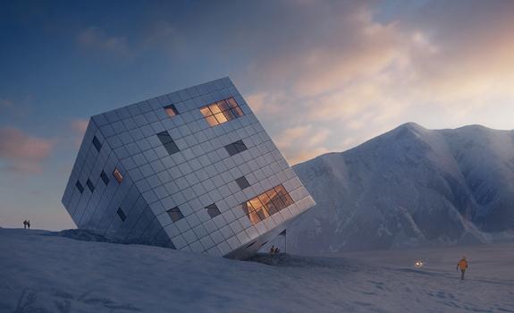 Unique Hut