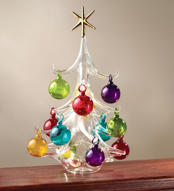 Whimsical-glass-Christmas-tree