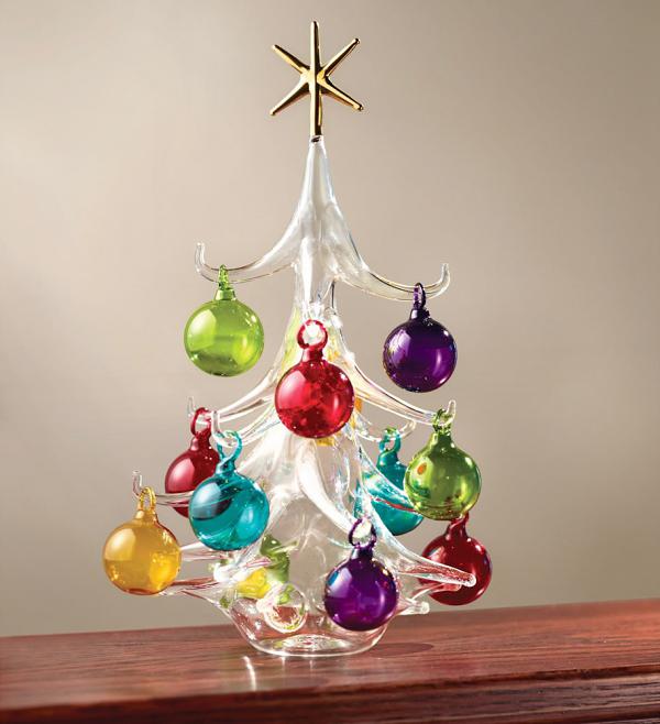 Whimsical-glass-Christmas-tree