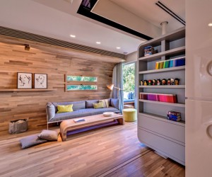 Awesome apartment wows us with architectural and interior design