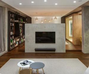 Romancing the unpredictable: city style interiors