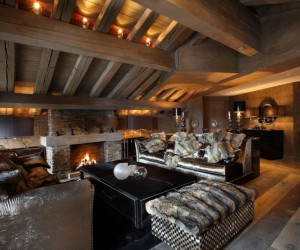 Charmed up! Holiday in a stylish chalet