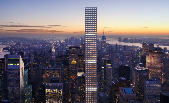 432 Park Avenue apartment building